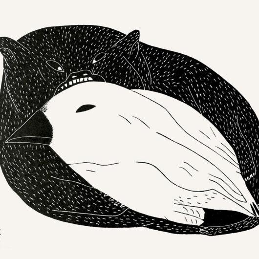 Malaija Pootoogook Nunavut Vampire