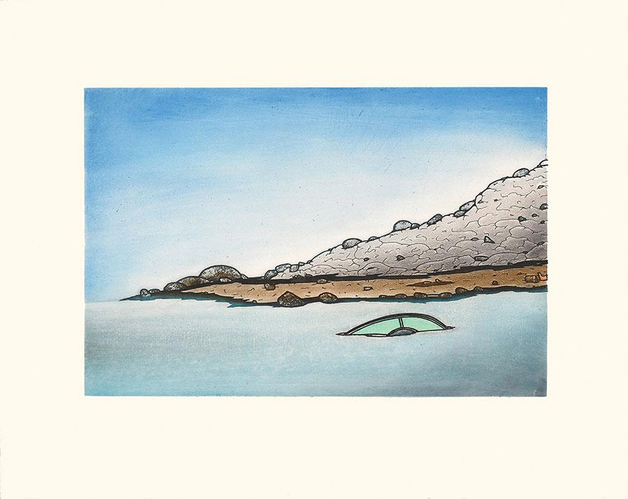 Nicotye Samayualie Shoreline Mystery