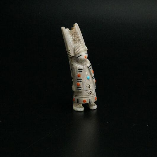 Gabe Sice Zuni Fetish Hopi Maiden 3 Native American Art