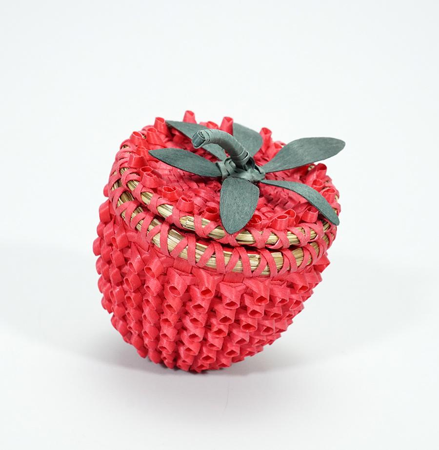 Ganessa Frey Miniature Strawberry Basket Wabanaki