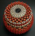 Ganessa Frey Penobscot Wabanaki Baskets 6 inch point basket ME00570-6
