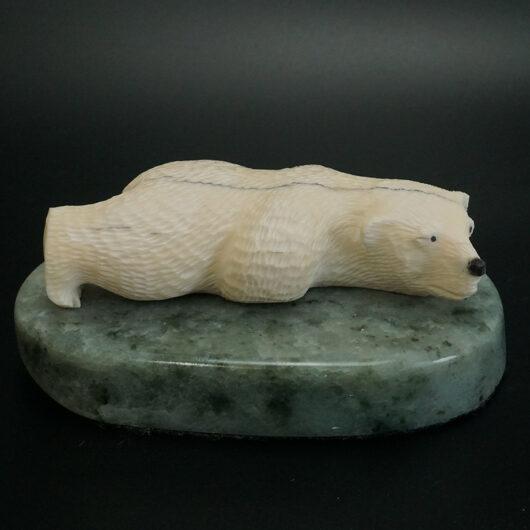 Mark Nupowlaktik Eskmo Ivory Bear