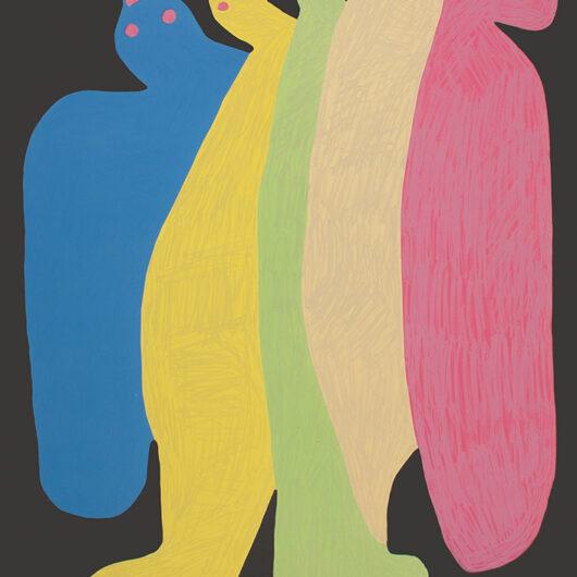 Spirit Guides by Saimaiyu Akesuk